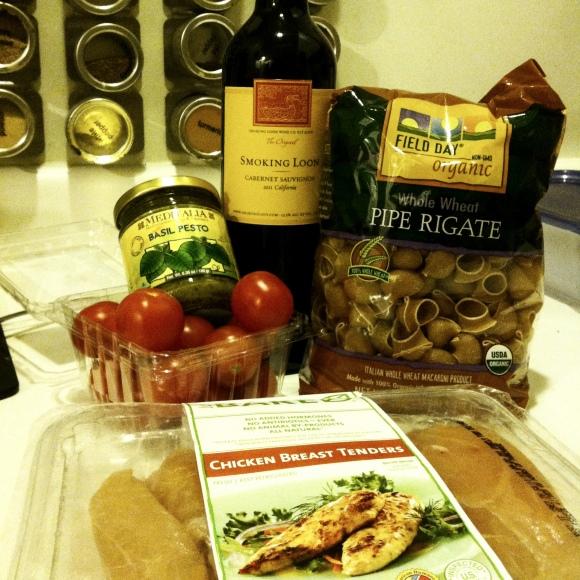 dinner supplies